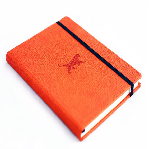 Dingbats A5 Hardback Notebook Tiger