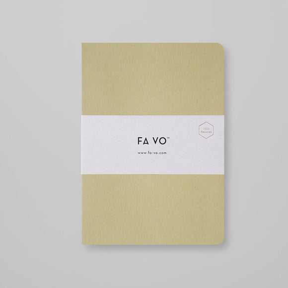 FA VO - Notebook Olive