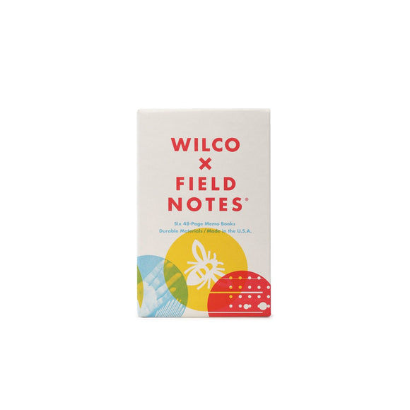 Field Notes - Wilco Box Set