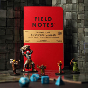 Field Notes - 5E Character Journal