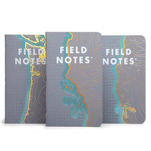 Field Notes - Spring 2018 Limited Edition - Costal West