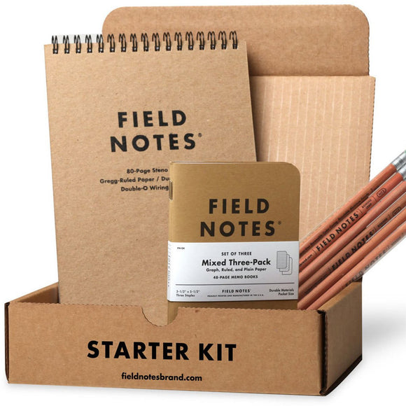 Field Notes Starter Pack