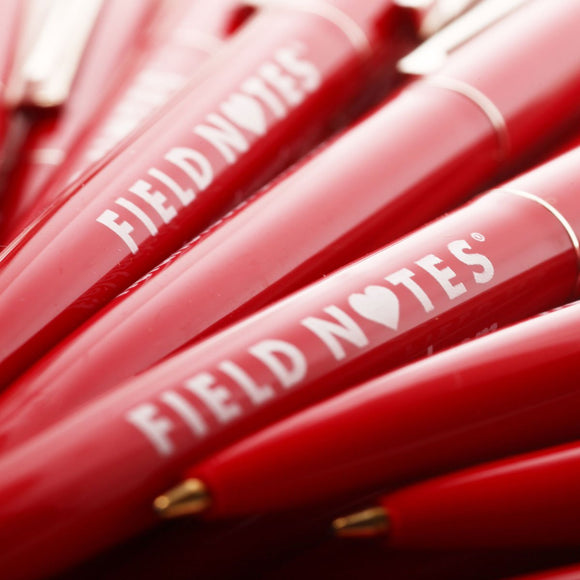 Clic Pen 6-Pack Red