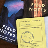 Field Notes - National Parks - Pack C