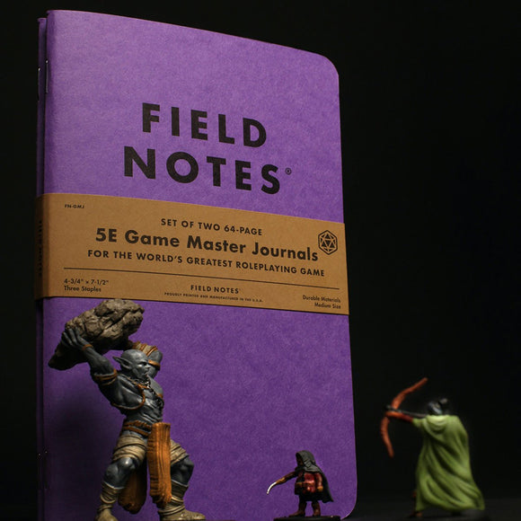 Field Notes - 5E Game Master Journals