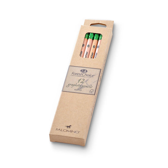 Forest Choice Graphite Pencil - 12 Pack