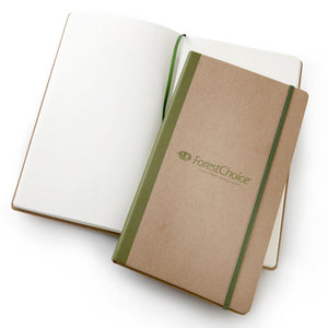 Forest Choice Small Hardbound Notebook