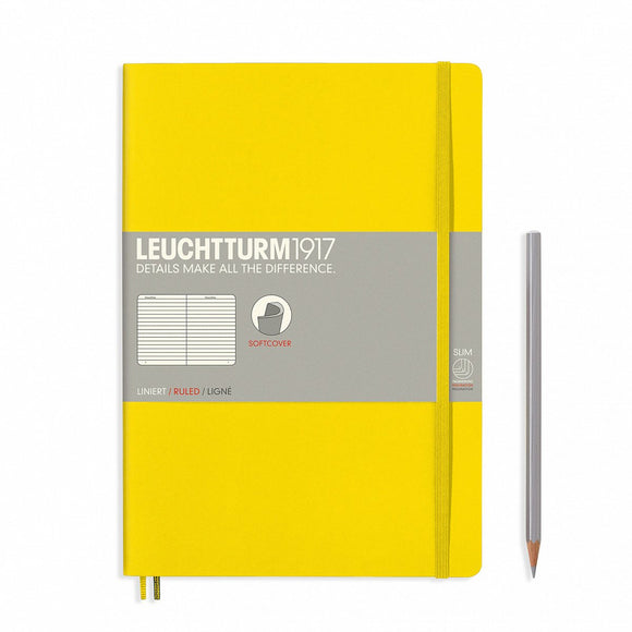 Leuchtturm B6 Soft Cover Notebook