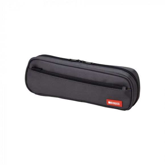 Lihit Lab - 2 Way Pen Case - Black