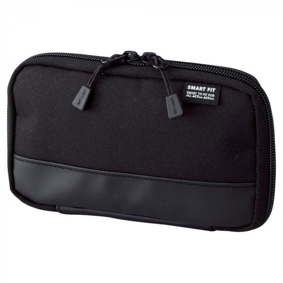 Lihit Lab - Compact Pen Case - Black