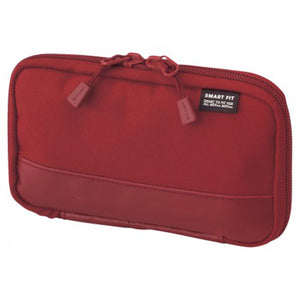 Lihit Lab - Compact Pen Case - Red