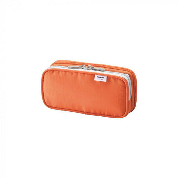 Lihit Lab - Double Pen Case - Orange