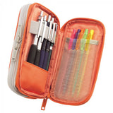Lihit Lab - Double Pen Case - Black