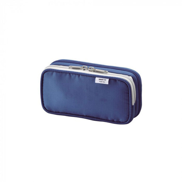 Lihit Lab - Double Pen Case - Blue