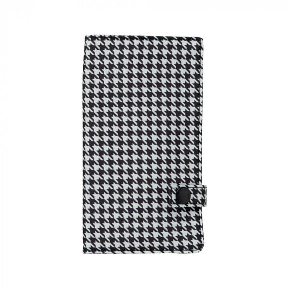 Lihit Lab - Compact Pen Wallet - Houndstooth