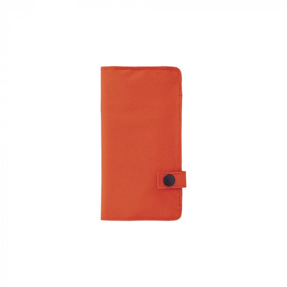 Lihit Lab - Compact Pen Wallet - Orange