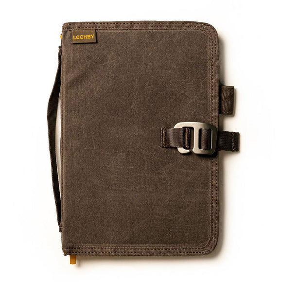 Lochby Field Journal - Brown