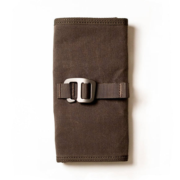 Lochby Tool Roll - Brown