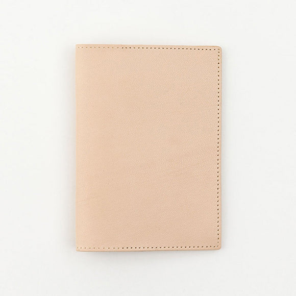 Midori MD Leather Notebook Cover A5