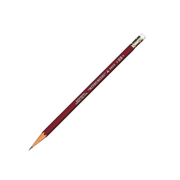 Mitsubishi 9850 Pencil - Single
