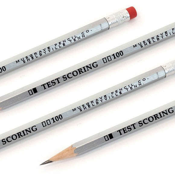 Musgrave Test Scoring Pencil - 12 Pack