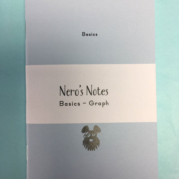 Neros Notes - Basic 3 Pack - Graph
