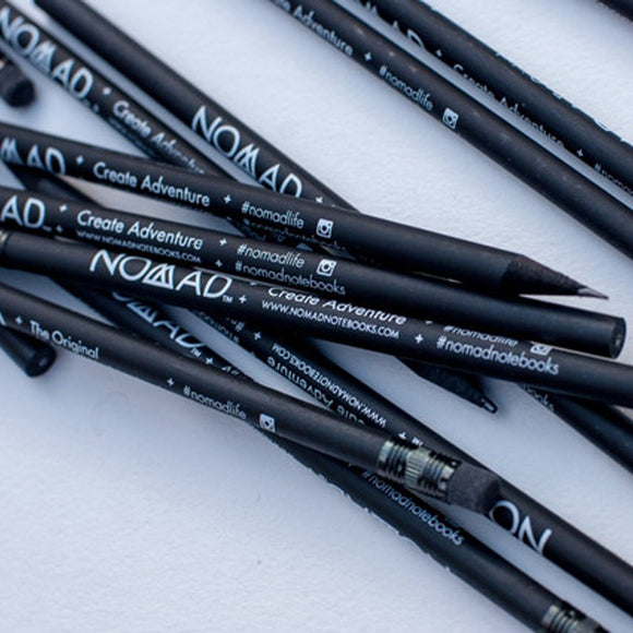 Nomad - Blackout Pencils 6 Pack