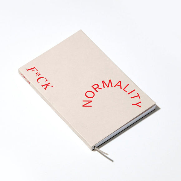 Octàgon - F*ck Normality Notebook