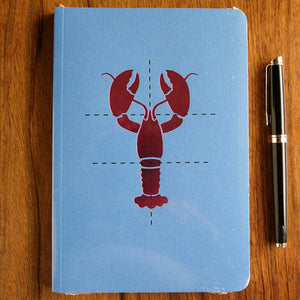 Poach My Lobster Notebook - Lobster
