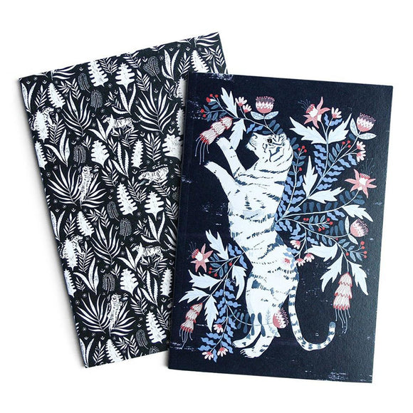 Papio Press - Floral Tigers(Twin Pack)