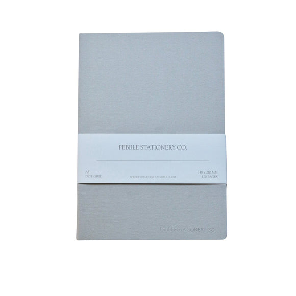 Pebble Stationery Co. A5 Tomoe River Notebooks