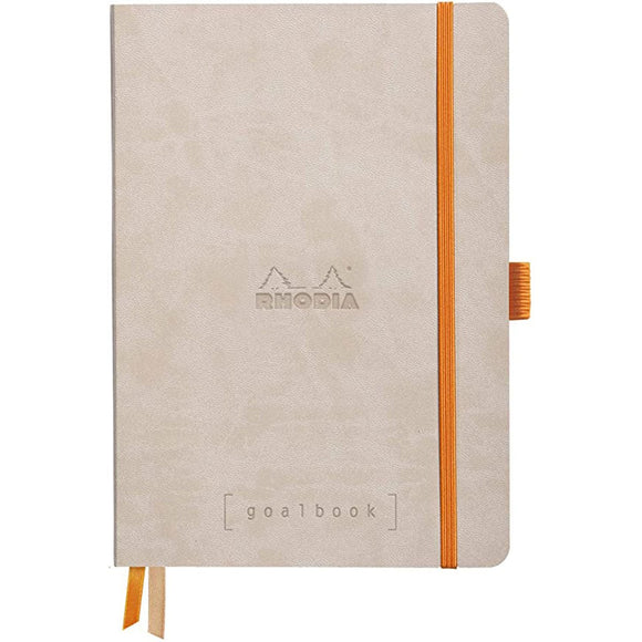 Rhodia Goalbook - Soft Cover Beige