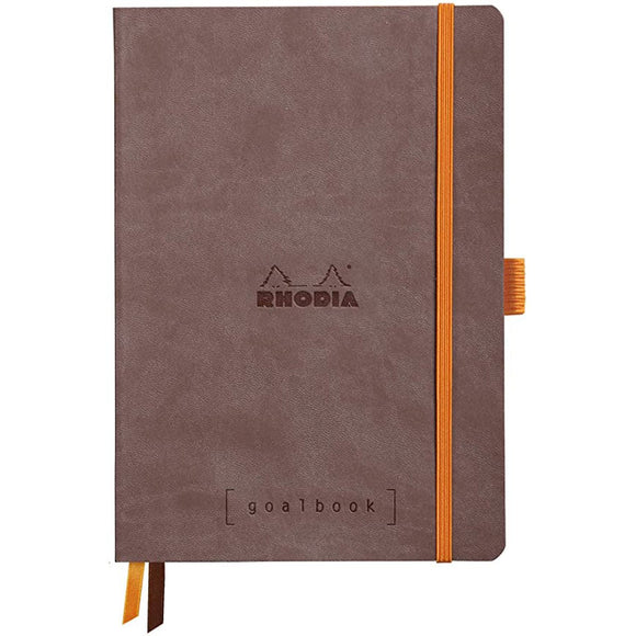 Rhodia Goalbook - Soft Cover Chocolate