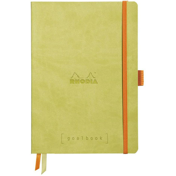 Rhodia Goalbook - Soft Cover Green