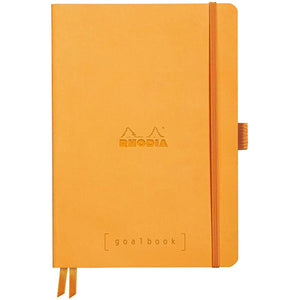 Rhodia Goalbook - Soft Cover Orange