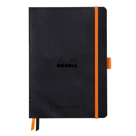Rhodia Goalbook - Soft Cover Black