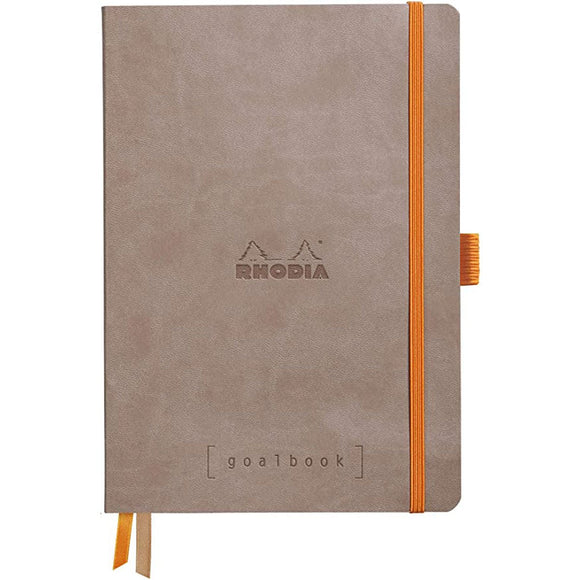 Rhodia Goalbook - Soft Cover Taupe