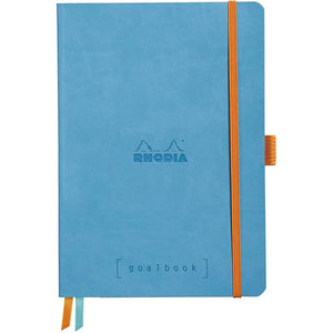 Rhodia Goalbook - Soft Cover Turquoise