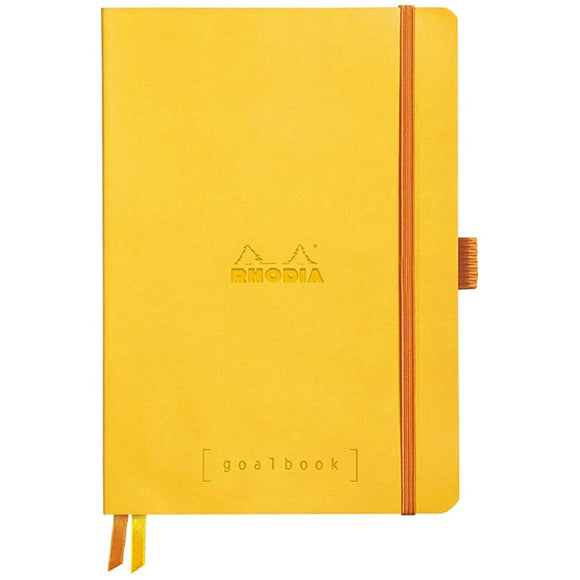 Rhodia Goalbook - Soft Cover Yellow