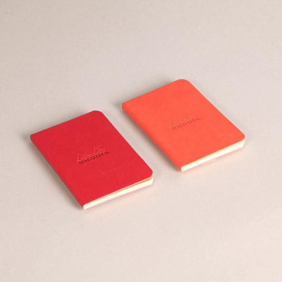 Rhodia Mini Notebooks