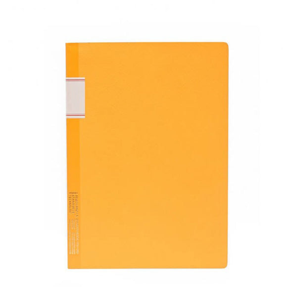 Stálogy Lined Notebook - Yellow
