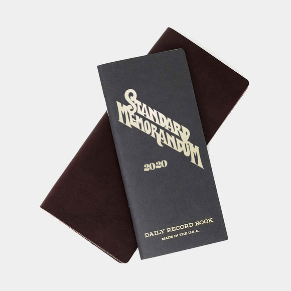 Word Notebooks - Standard Memorandum 2020 Limited Edition
