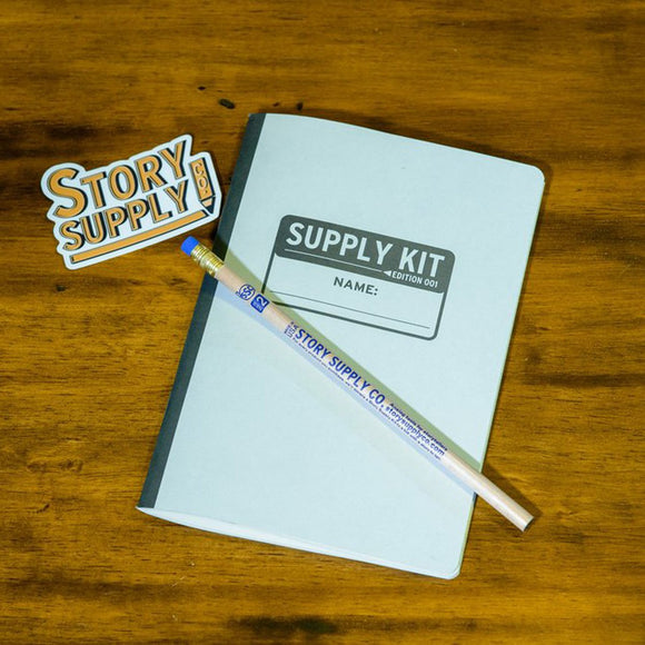 Story Supply - Supply Kit 001