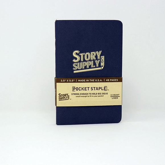 Story Supply - Ruled Set of 3