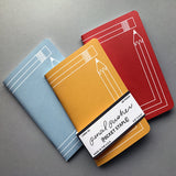 Story Supply - Limited Edition Pencil Pusher Set of 3
