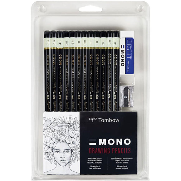 Tombow Drawing Pencil Set