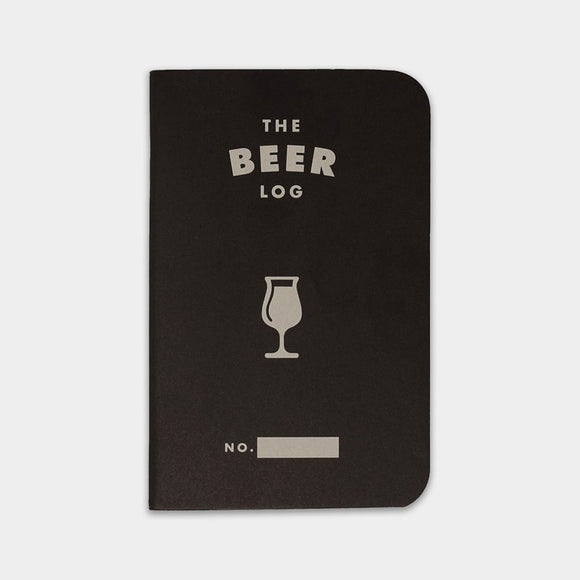 Word Notebooks - The Beer Log