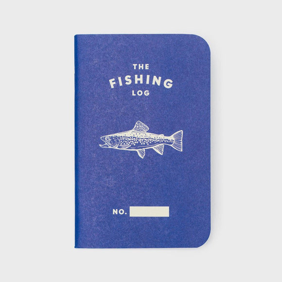 Word Notebooks - The Fishing Log
