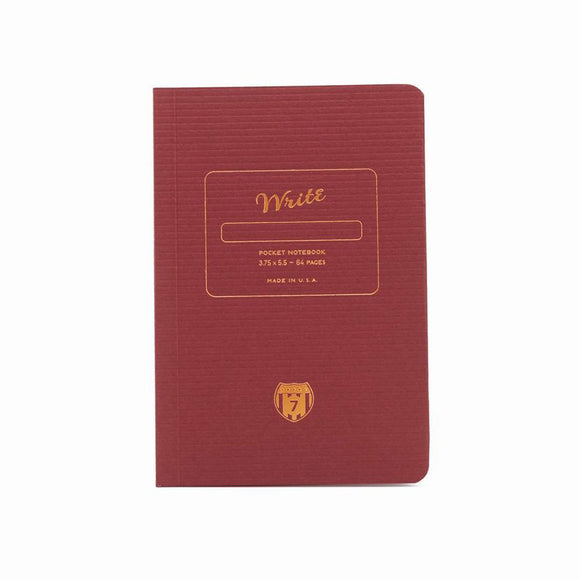 Write Notepads & Co - Copper Anniversary Notebooks