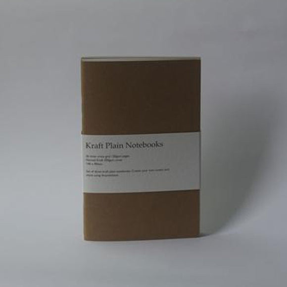 Back Pocket - Kraft Notebooks